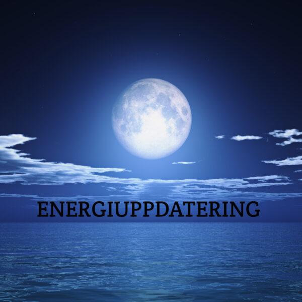 ENERGIUPPDATERING OCH UPPSTIGNINGSSYMPTOM -NÄR ALLT ÄR LITE TOKIGT.